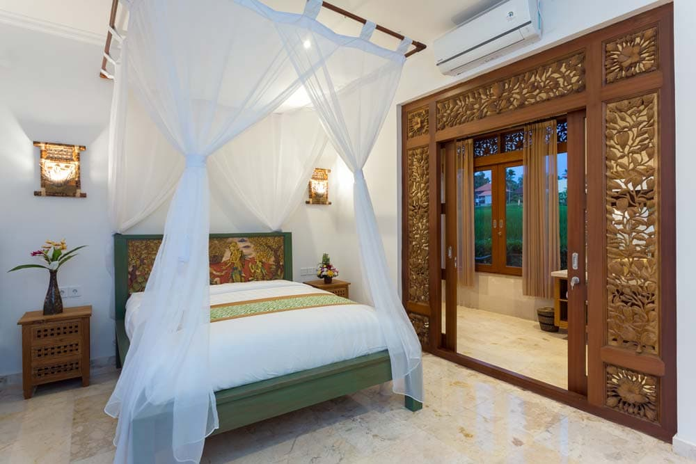 Bali holiday home for a private luxury vacation - Champaca Villa Ubud